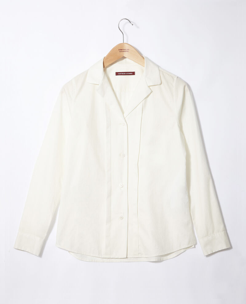 High collar shirt Off white Goja