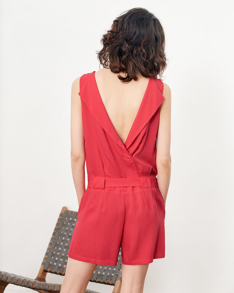 Playsuit with low-cut back Lollipop Festin