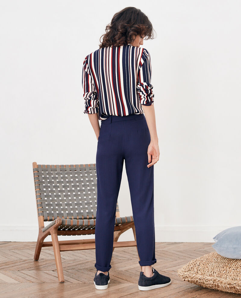 Loose trousers Marine Flavier