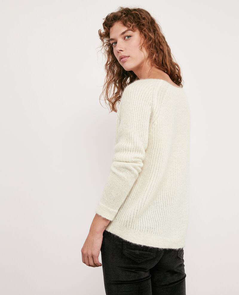 Mohair jumper Off white Dogs