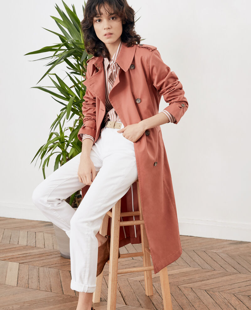 Iconic fit Trench coat Auburn Fadja
