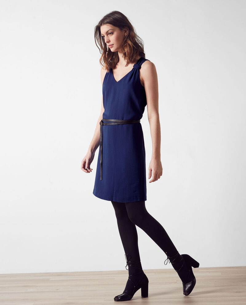 Loose dress Indigo Corelia
