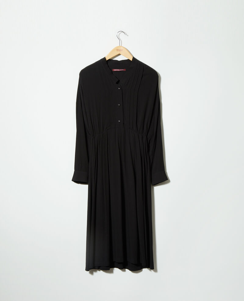 Mid-length dress Noir Gevian