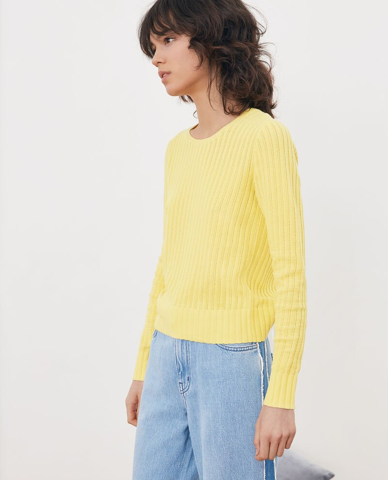 Short jumper LEMON
