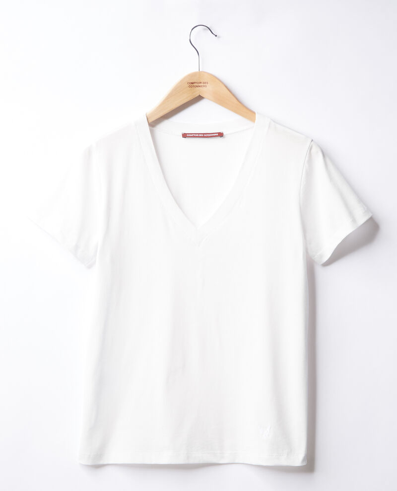 Léon T-shirt Off white Fallen
