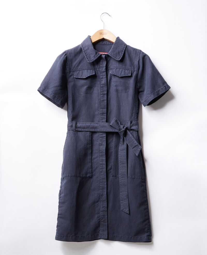 Shirt dress Marine Facacia
