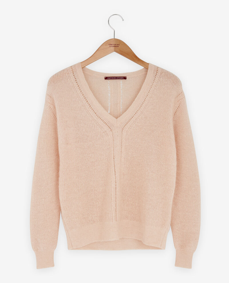 Jumper with mohair Nude Feever