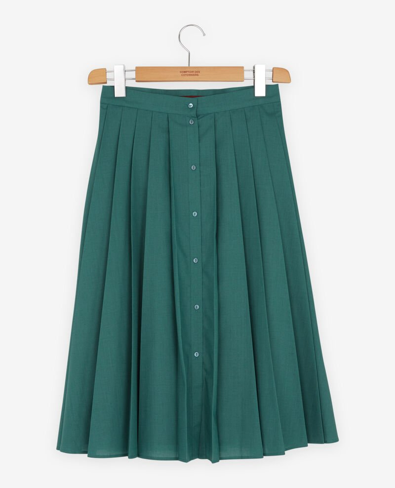 Pleated skirt Peppermint Frerot