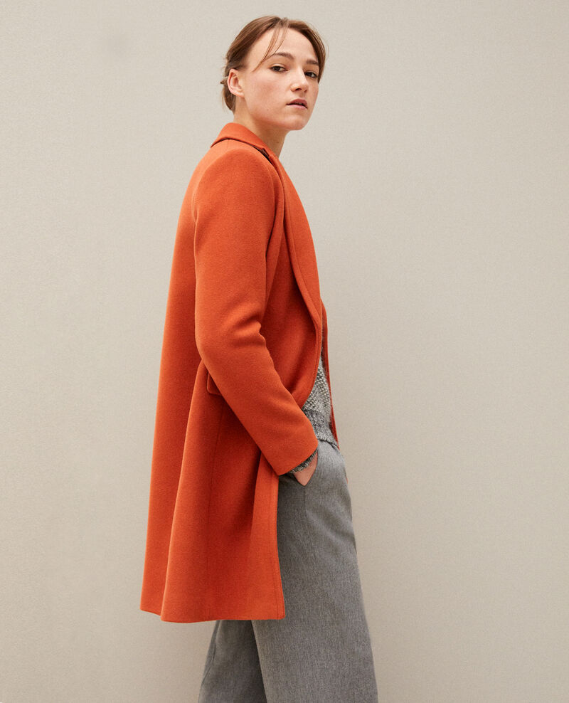 Timeless coat PICANTE