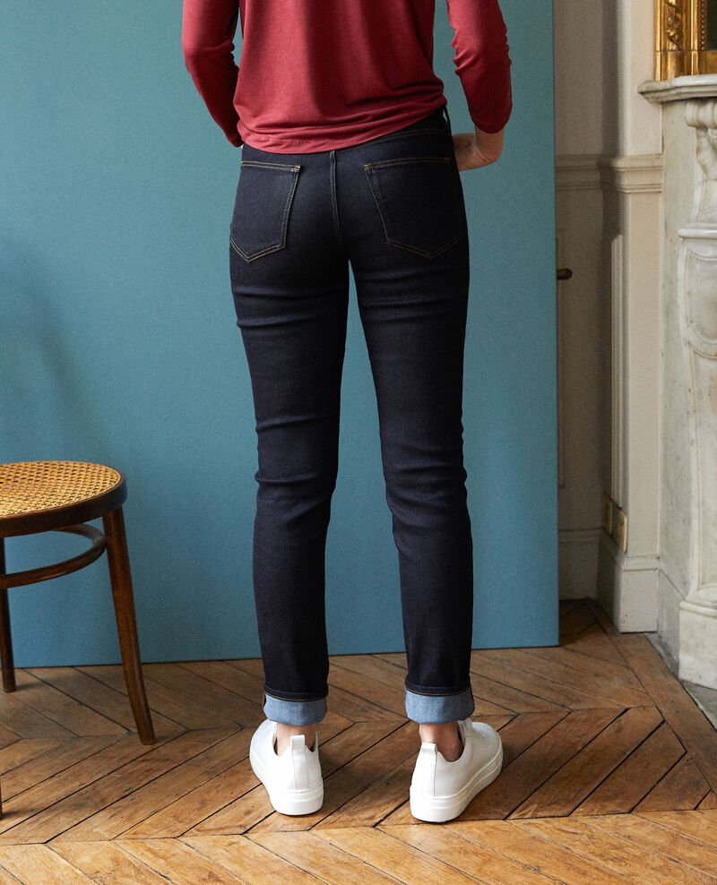Slim fit jeans Rinse wash Gocile