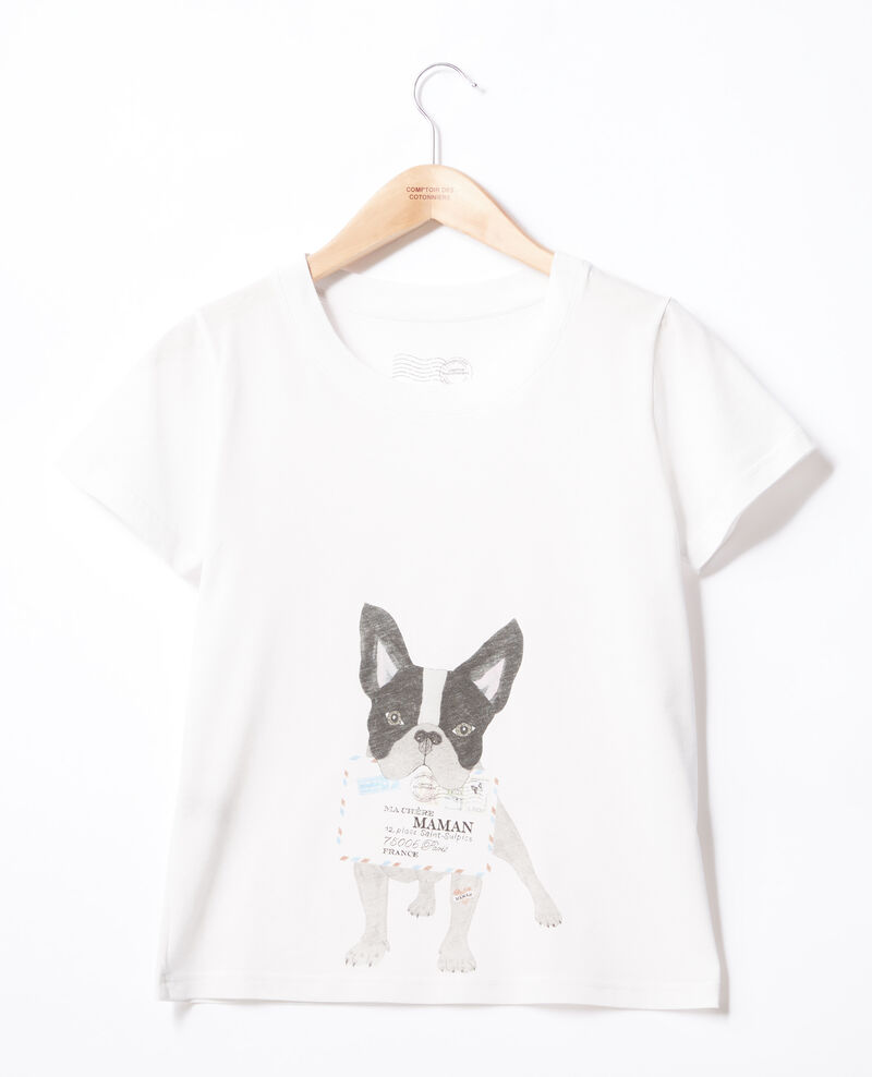 Léon T-shirt Off white Flippo