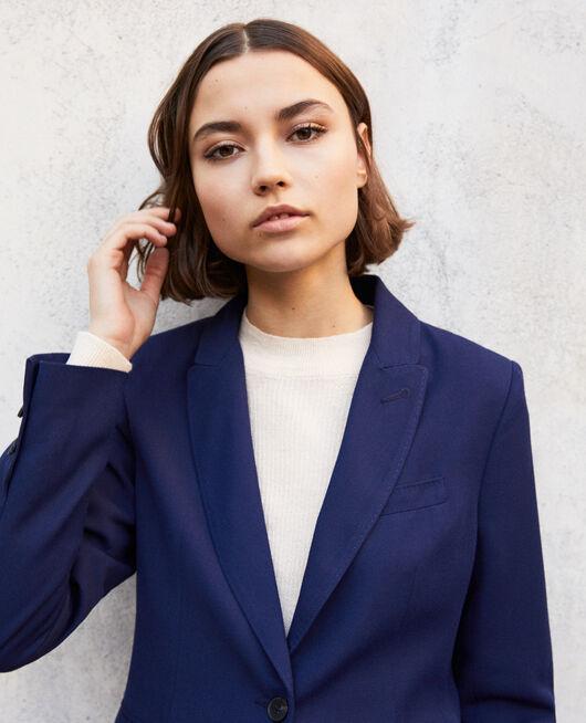 Classic blazer Bleu marine