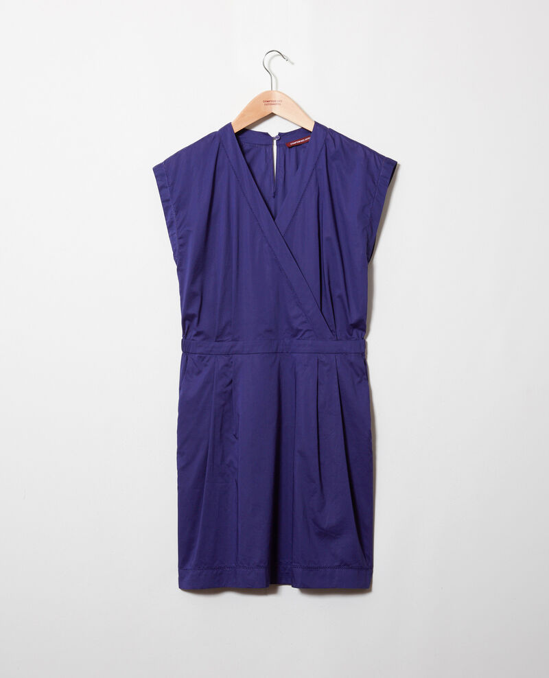 Wrapover dress Astral aura Jirepe