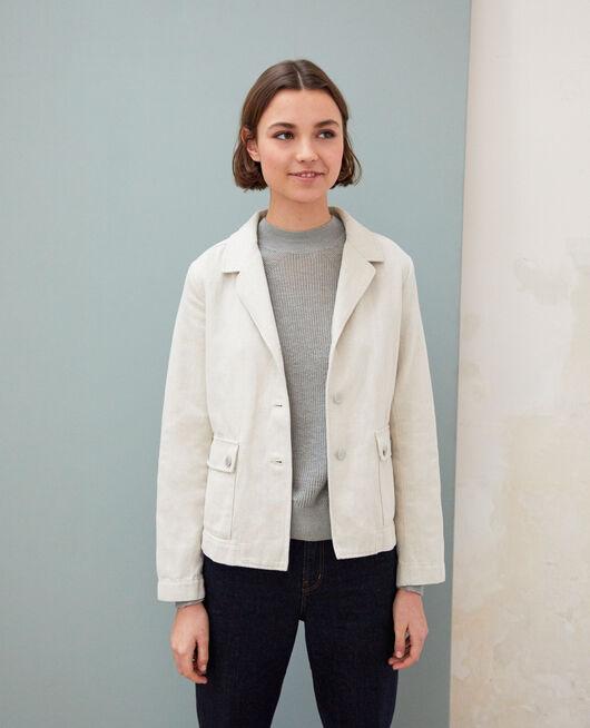 Suit-style jacket OFF WHITE