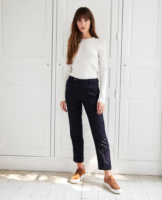 Suit trousers  DARK NAVY