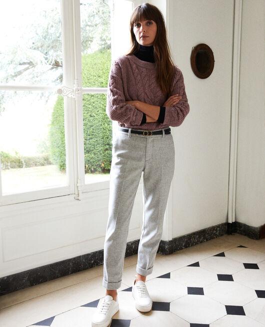Suit trousers  LIGHT GREY