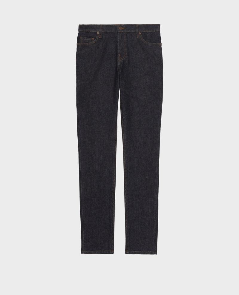 LILI - SLIM - 5 pocket jeans Denim rinse Mandra