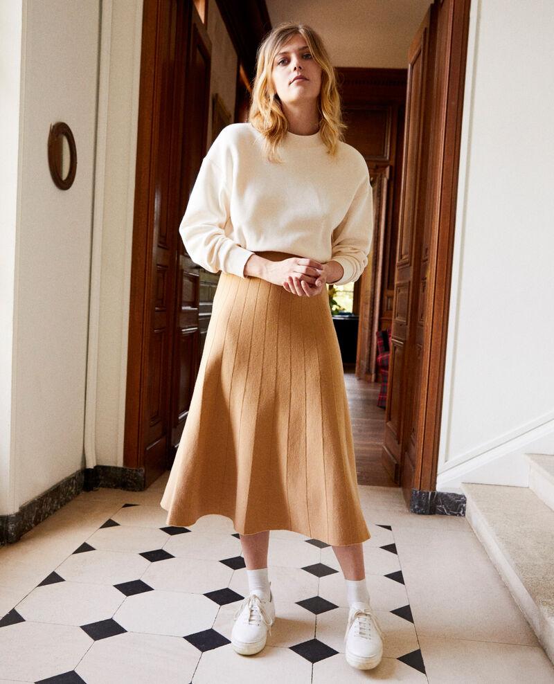Flared skirt Iced coffee Jonsieur