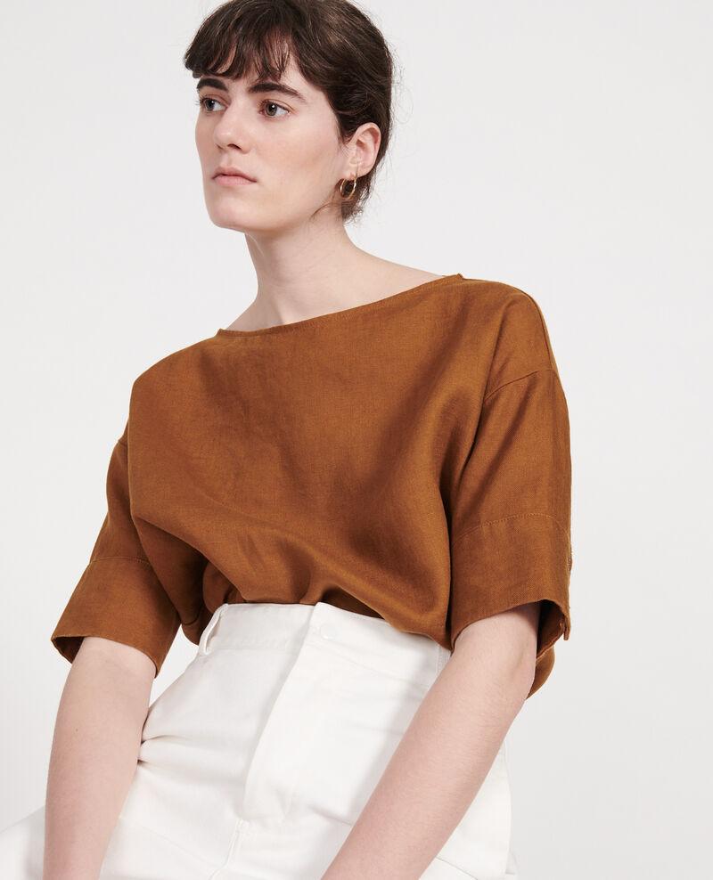 Linen blouse Monks robe Lordat