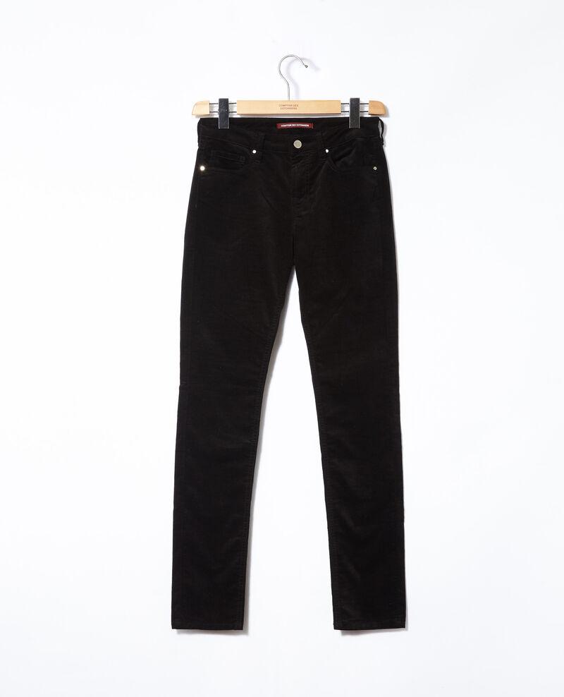 Slim fit jeans Black Guillemin