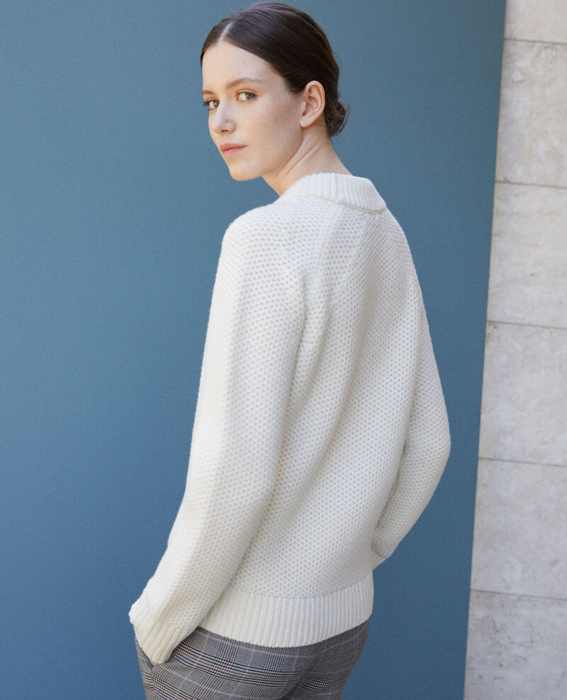 Wool jumper Off white Ginseng