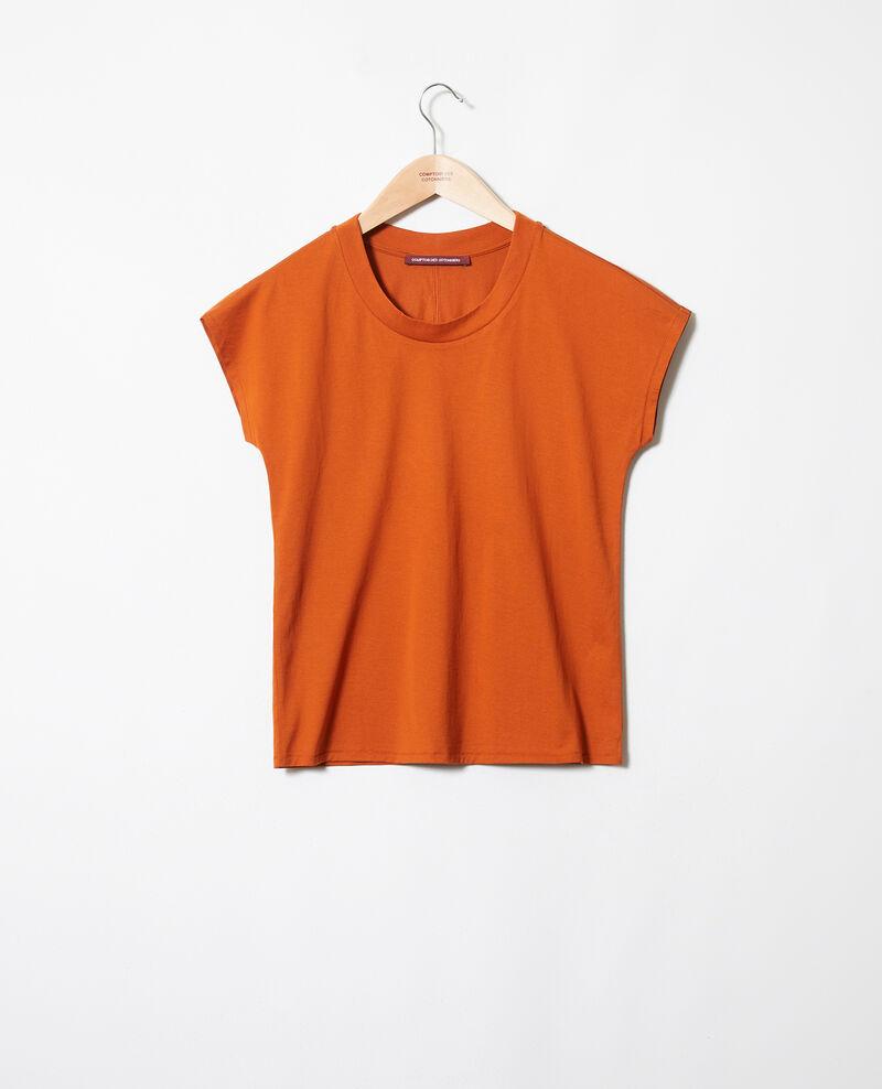 Classic t-shirt Umber Joya