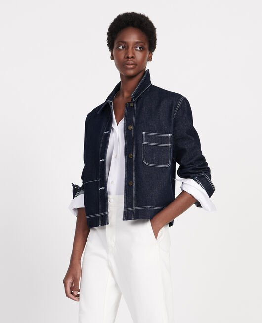 Denim jacket DENIM RINSE
