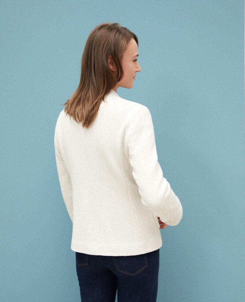 Short jacket White Gaplio