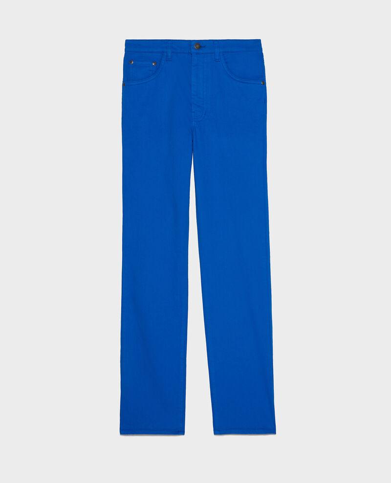 SLIM STRAIGHT - Straight jeans Princess blue Lozanne
