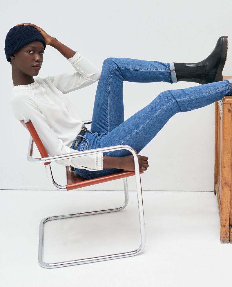 LILI - SLIM - 5 pocket jeans Denim medium wash Mandro