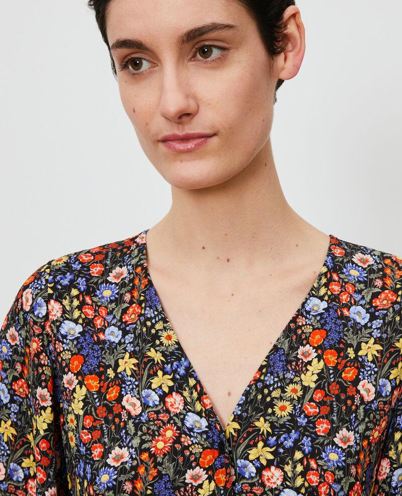 Maxi dress Prairie black beauty Lavish