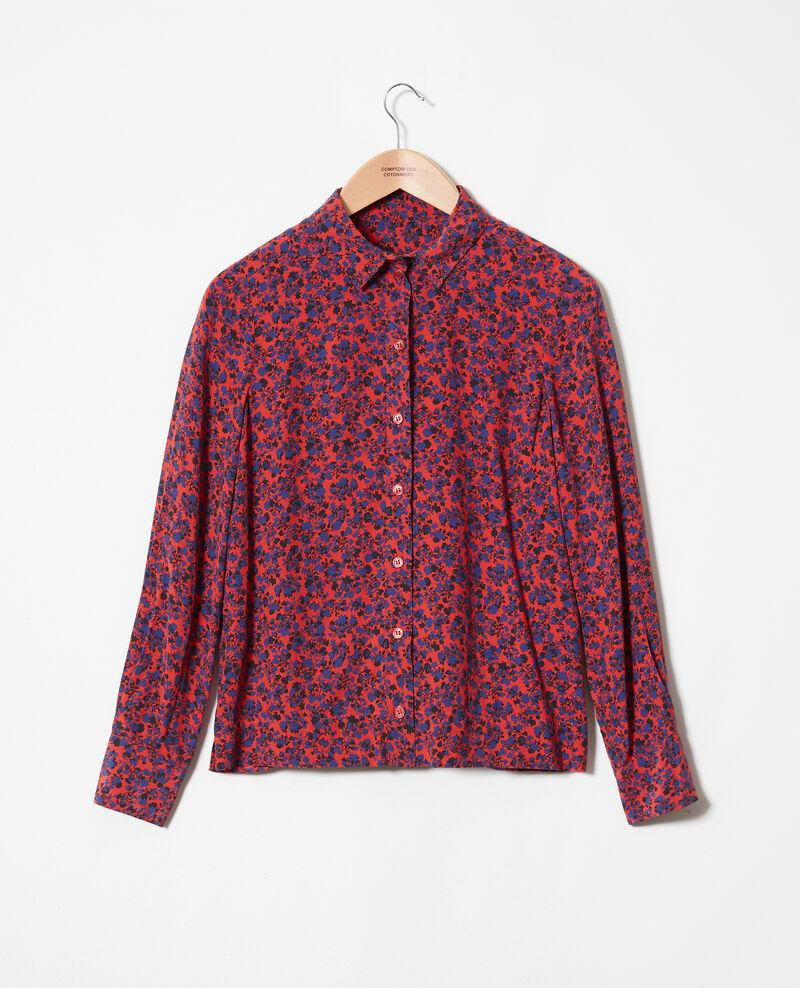 Printed shirt Nf molten lava Jolstice