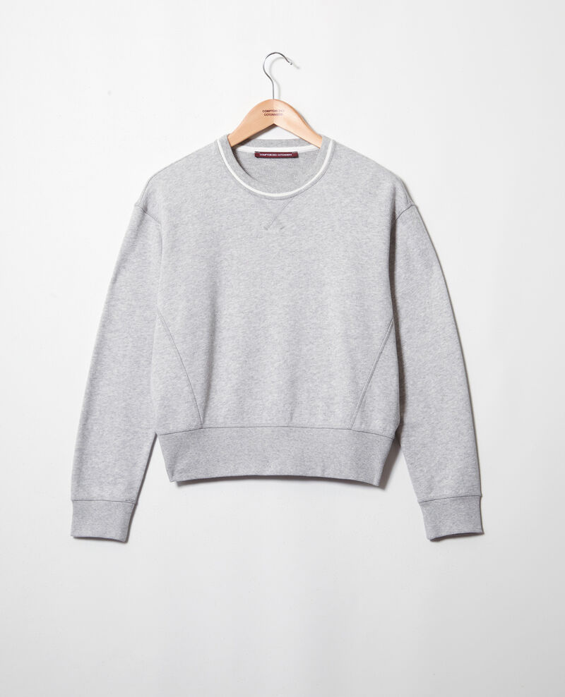Lifewear sweatshirt Heather gr/ow Indie