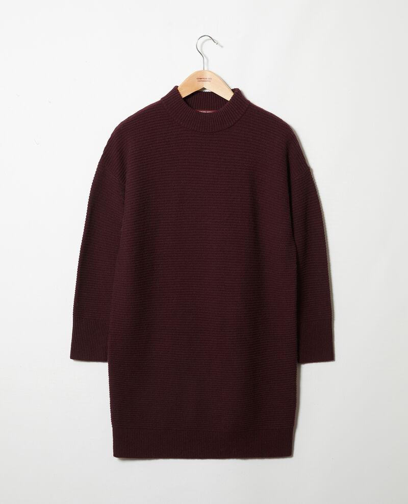 Knitted jumper dress Fudge Jaslumbis