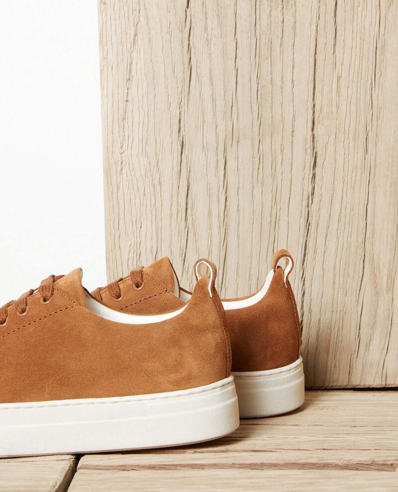 Platform sneakers  Camel Jiginas