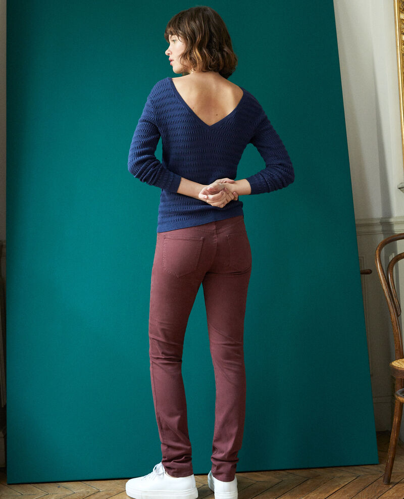 Slim fit jeans Decadente chocolate Goneto