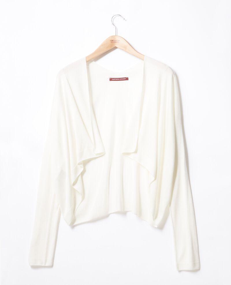 Short cardigan Off white Faufil