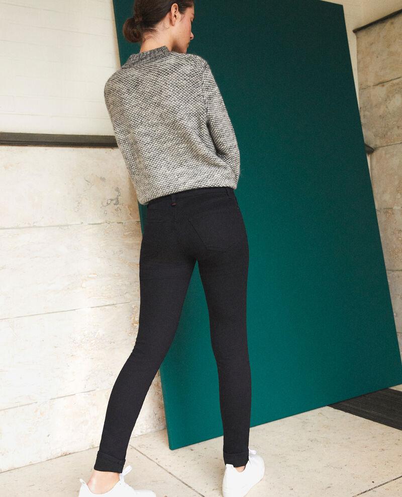 Regular skinny jeans Black Dorm