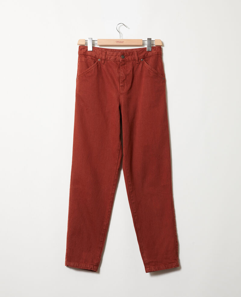 Fashion-fit jeans Brandy brown Jantone