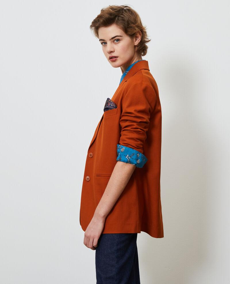 Wool boyfriend blazer Umber Nably
