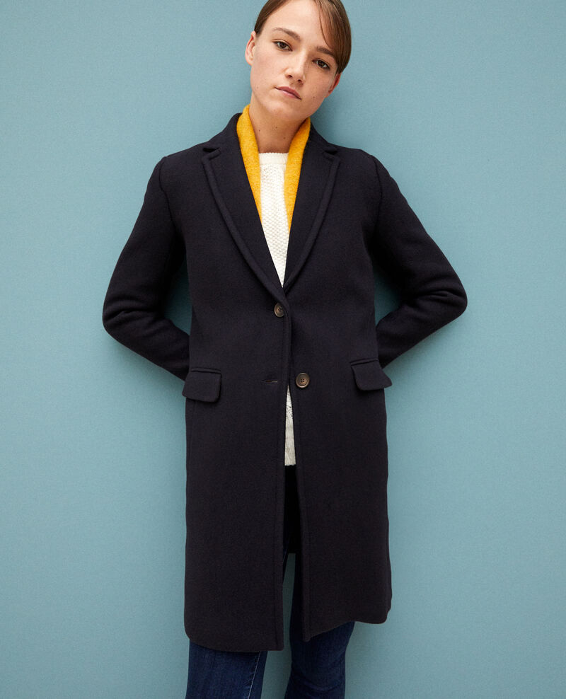 Timeless coat Dark navy Gitchi