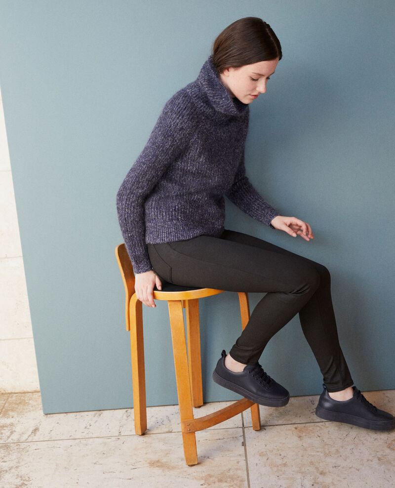 Regular skinny jeans Black Goated