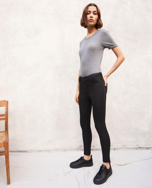Regular skinny jeans NOIR