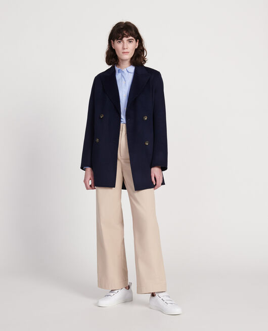 Short coat MARITIME BLUE