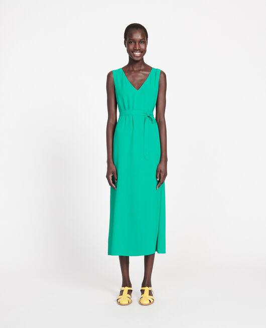 Loose dress GOLF GREEN