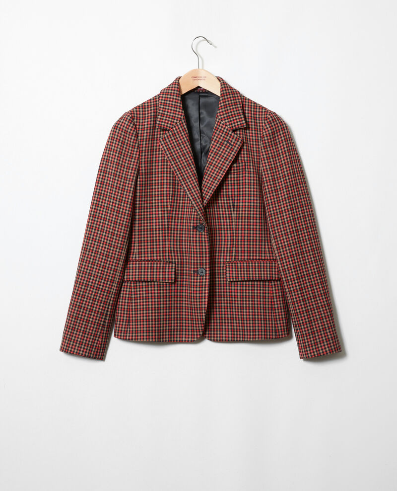 Suit-style jacket Gun club Jicro