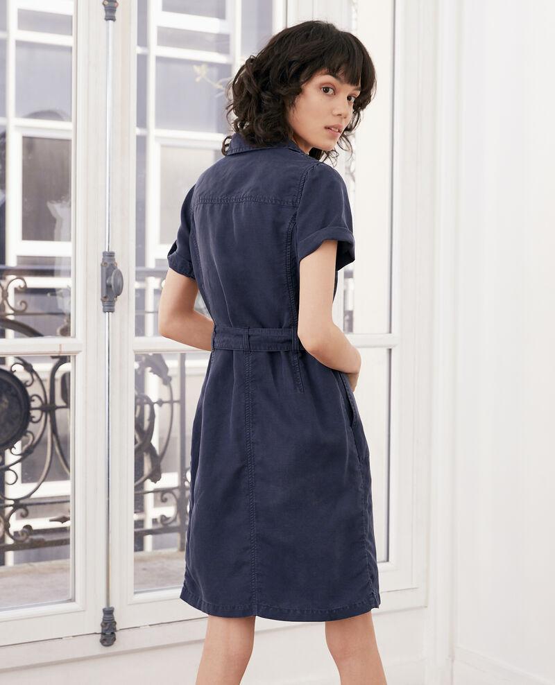 Shirt dress Marine Facacia