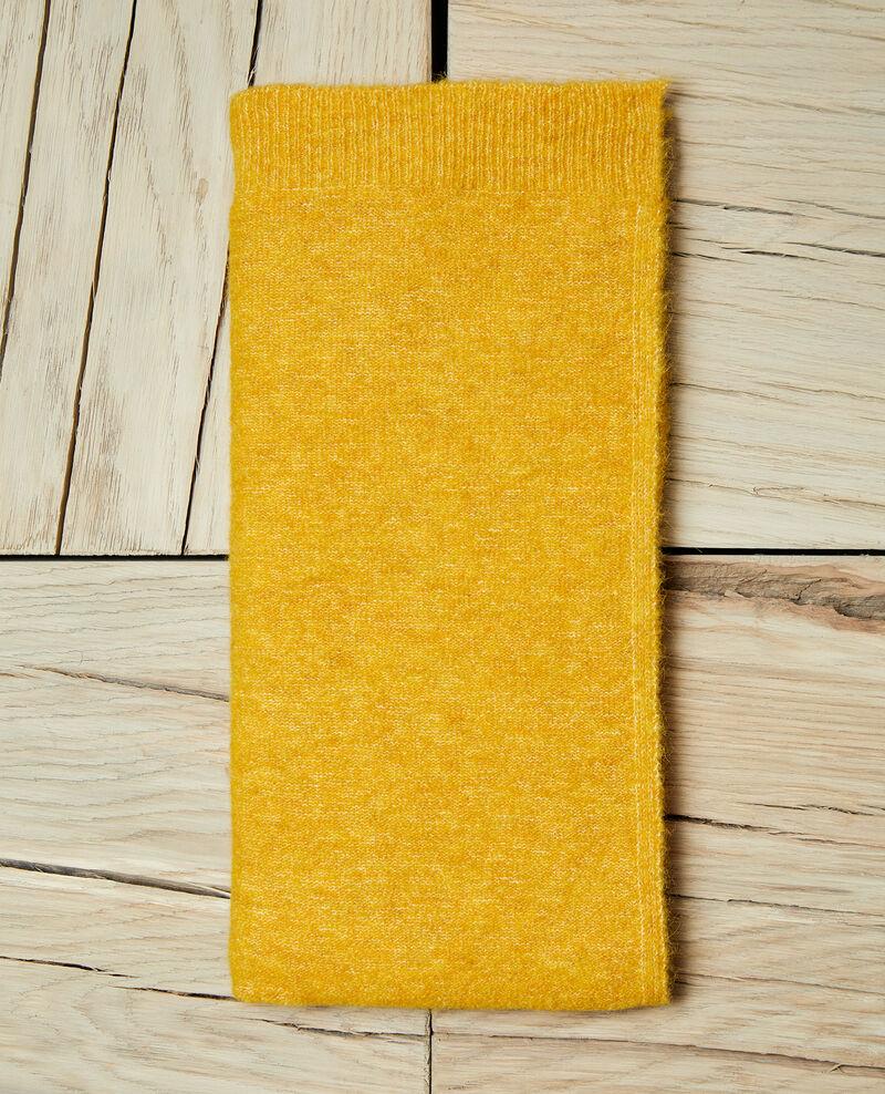 Fluffy scarf Golden spice Guli