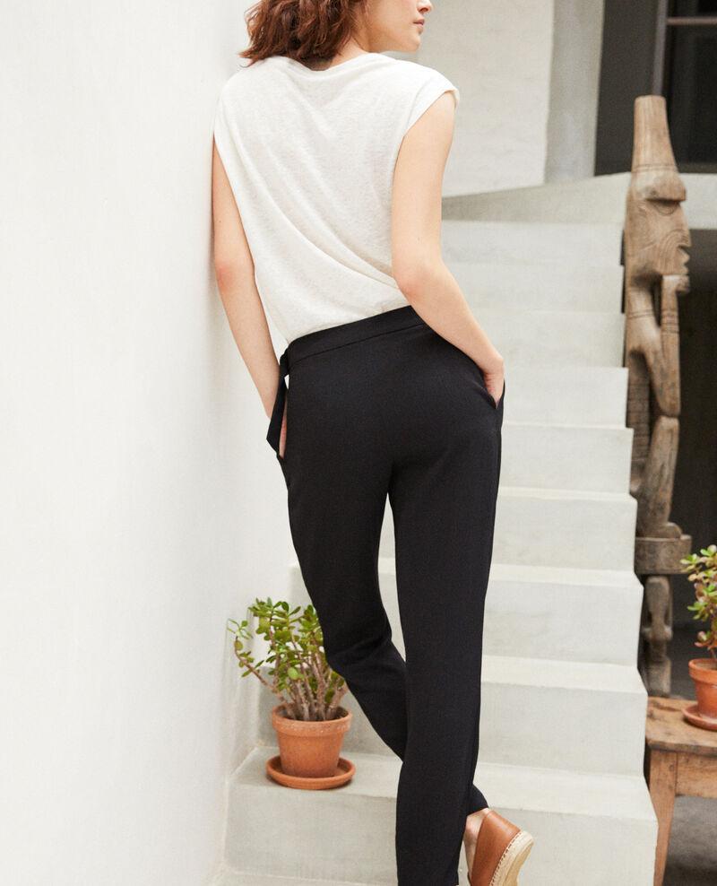Harem pants  Black Fetera