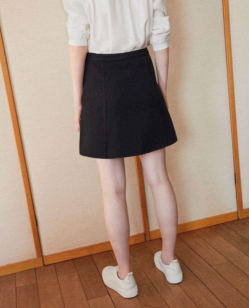 Mini skirt Navy Gurval